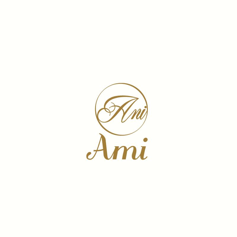美容室Ami ロゴデザイン
