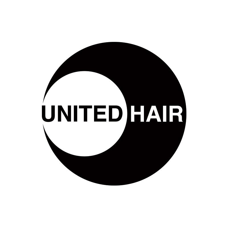 UNITED HAIR ロゴデザイン
