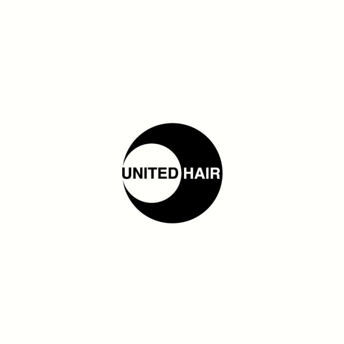 UNITEDHAIR様 ロゴデザイン