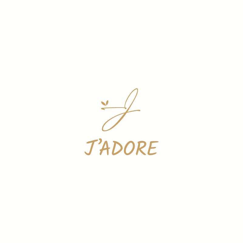 美容室J'ADORE様ロゴデザイン